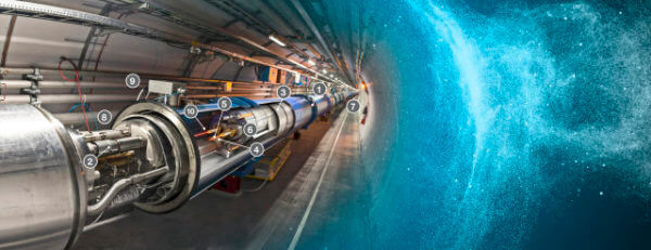 3d dipole integration tunnel