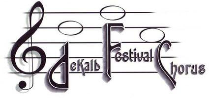 DeKalb Festival Chorus logo