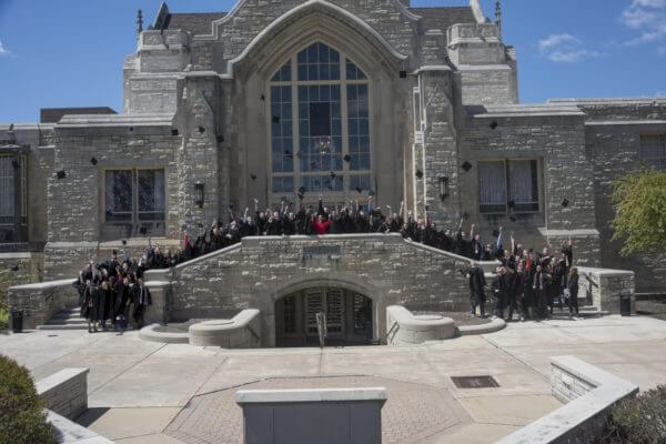 NIU Law Class of 2015