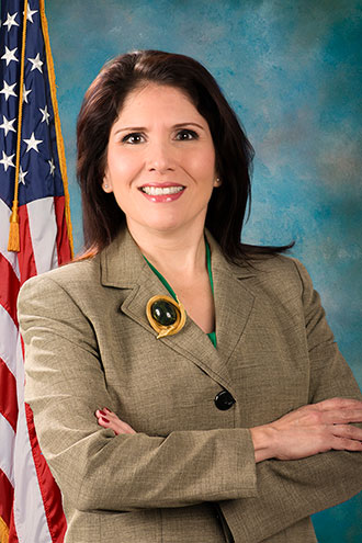 Lt. Governor Evelyn Sanguinetti