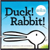 "Book cover of ""Duck! Rabbit!"""