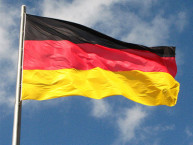 Photo of the flag of Germany
