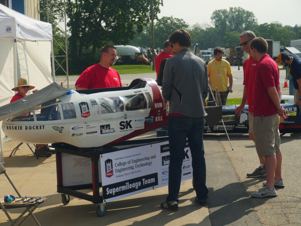Supermileage Team pic 13