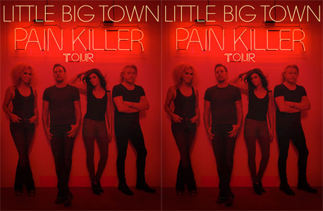 Little Big Town: Pain Killer Tour