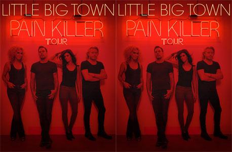Little Big Town: Pain Killer Tour