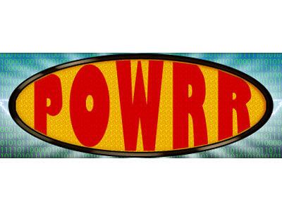 POWRR logo