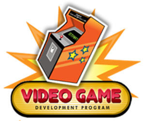 Video Game Development Program logo