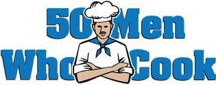 50 Men Who Cook logo