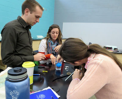 Formal and informal educators will get to experience hands-on activities that they can easily incorporate into their own classes.