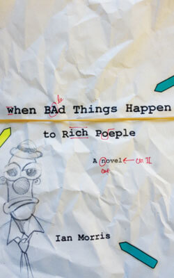 """Book cover of """"When Bad Things Happen to Rich People"""""""