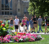 Photo of an NIU tour