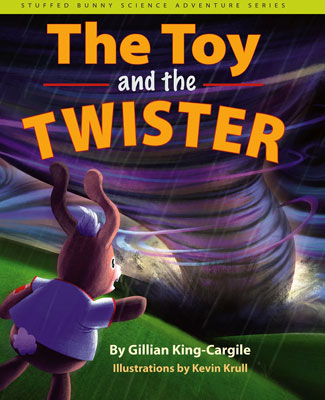 "Book cover of ""The Toy and the Twister"""