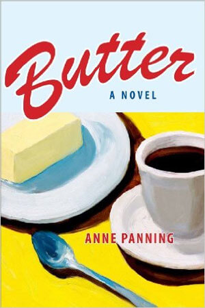 "Book cover of ""Butter"" by Anne Panning"