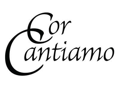 Cor Cantiamo logo