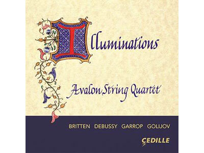 Avalon String Quartet: Illuminations
