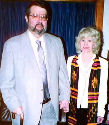 Arthur and Sue Doederlein