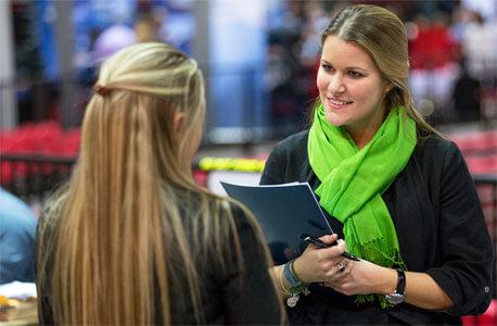 NIU Career Fairs Spring 2015