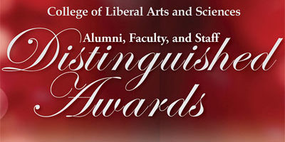 College of Liberal Arts and Sciences Distinguished Awards