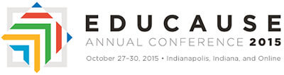 EDUCAUSE 2015 logo