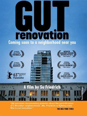 """DVD cover of """"Gut Renovation"""""""