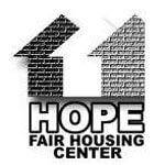 Hope Fair Housing Center logo
