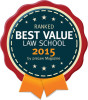 Best Value Law School 2015