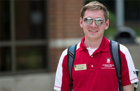 NIU Orientation Leader