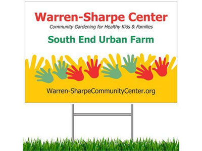Warren-Sharpe Center logo