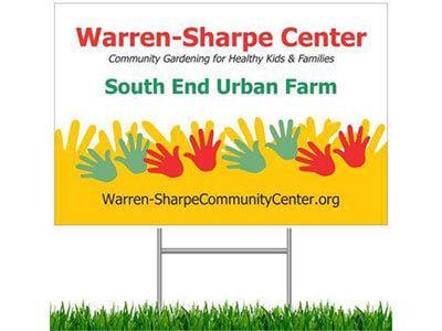 Warren-Sharpe Center logo