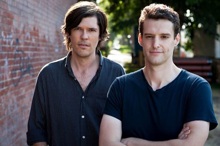 """Lex Hrabe and Thomas Voorhies, authors of the hit YA novel """"Quarantine: The Loners,"""" will be on hand to share their creepy creative influences."""