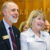 President Doug Baker and Dr. Dana Stover