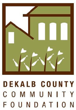 DeKalb County Community Foundation logo