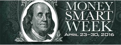 Money Smart Week 2016 logo