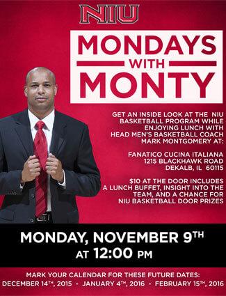 Mondays with Monty