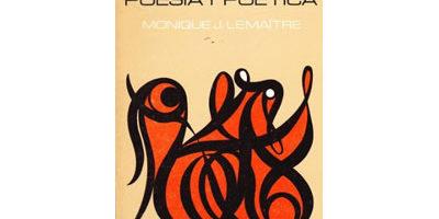 """Book cover of """"OCTAVIO PAZ: POESÍA Y POÉTICA"""""""
