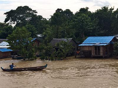 Irawaddy River
