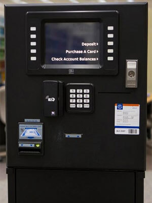 Photo of a Value Transfer Station