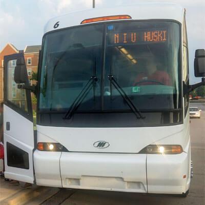 An NIU bus