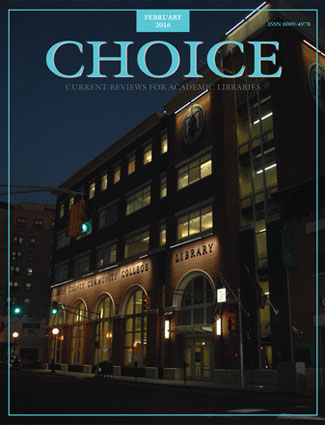 Cover of CHOICE