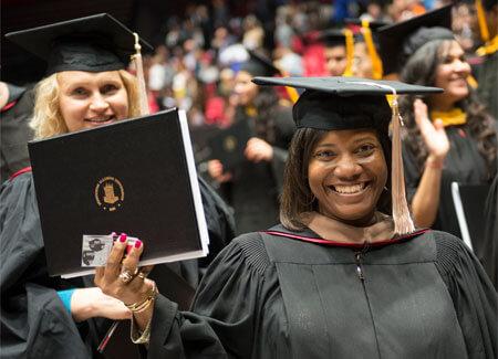 Graduate School commencement