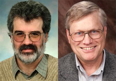 Michael Haji-Sheikh and Theodore Hogan