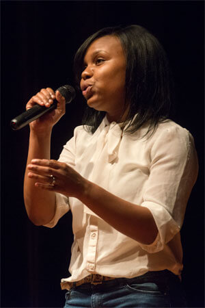 MLK Oratorical Competition 2015
