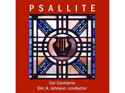 """Psallite"" CD cover"