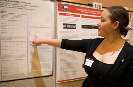 Undergraduate Research and Artistry Day