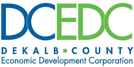 DeKalb County Economic Development Corporation logo