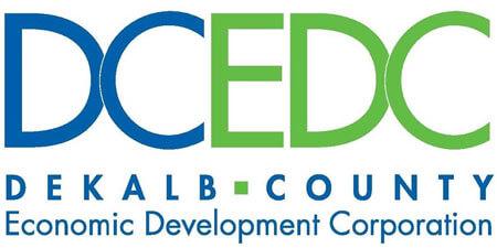 DeKalb County Economic Development Corporation logo