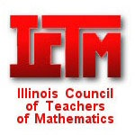 Illinois Council of Teachers of Mathematics (ICTM) logo