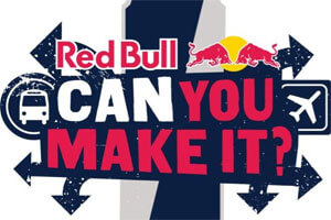 Red Bull: Can You Make It? logo
