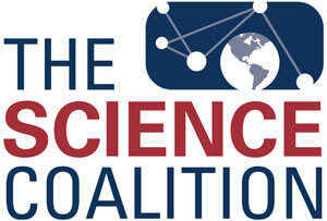 The Science Coalition logo