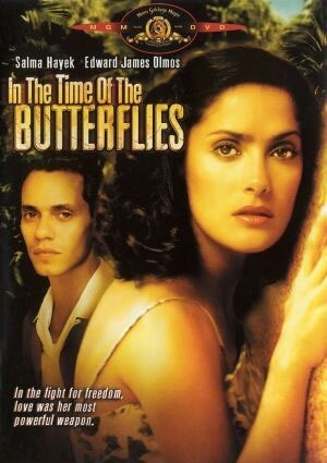 """Movie poster for """"In the Time of the Butterflies"""""""